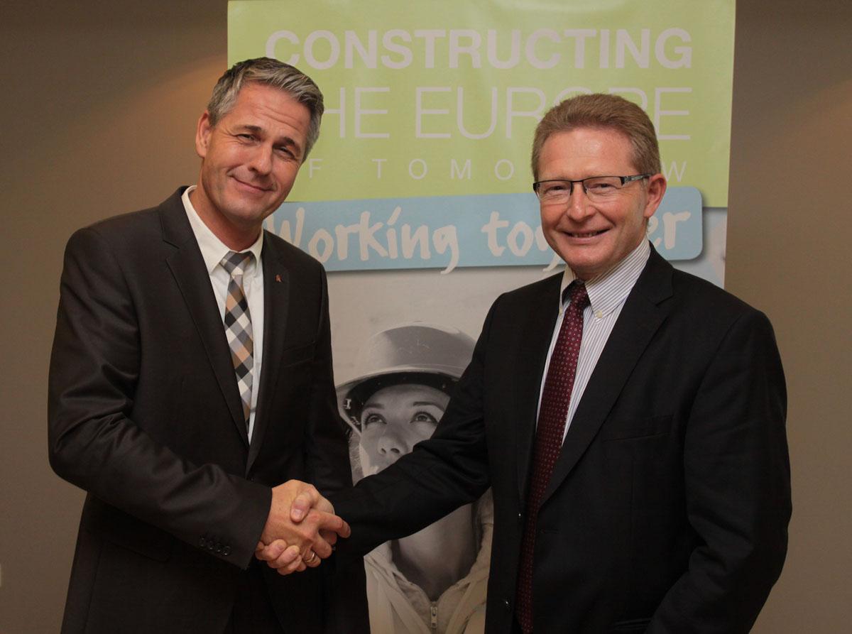 CECE: Nuovo Presidente - Bernd Holz CECE Presidente -Associazioni Aziende Business Noleggio Pillole - MC5.0-Macchine Cantieri