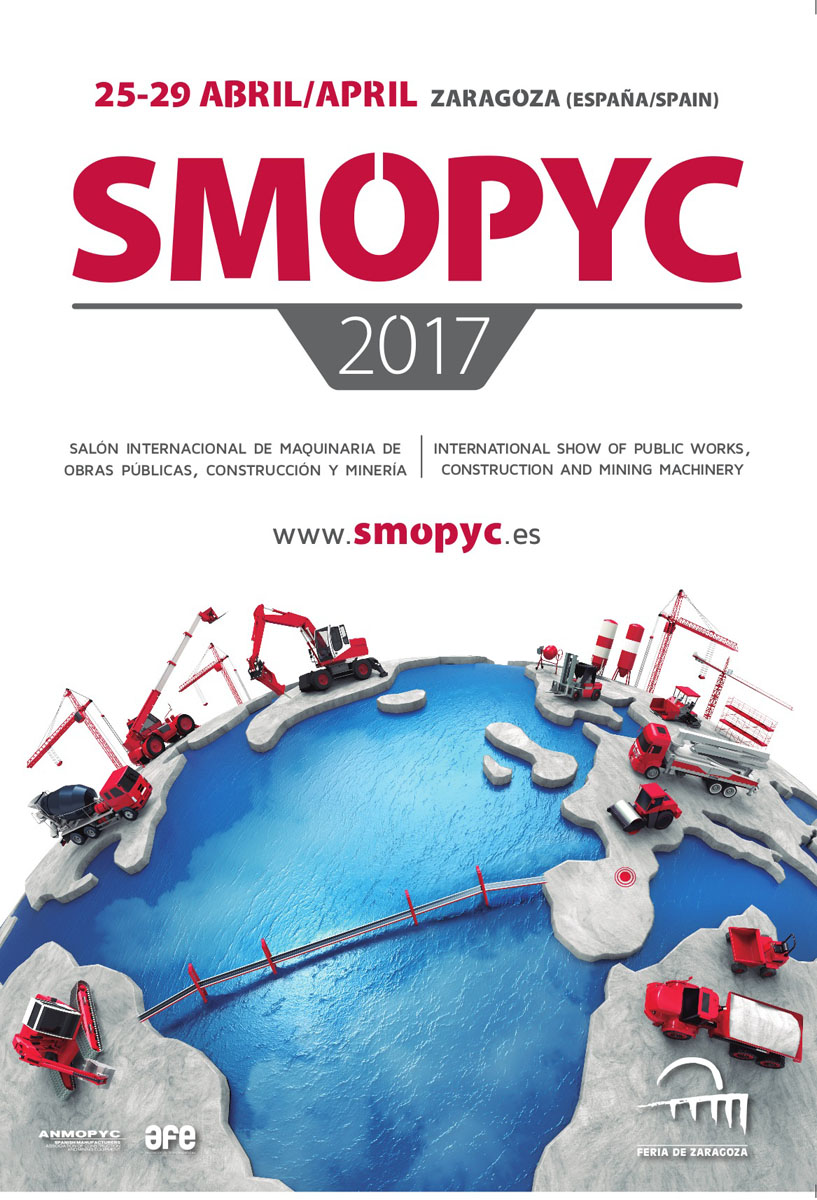 Nuove Date - eventi fiera Saragozza Smopyc Spagna -Construction&Movimento Terra Fiere Notizie Pillole - MC5.0-Macchine Cantieri