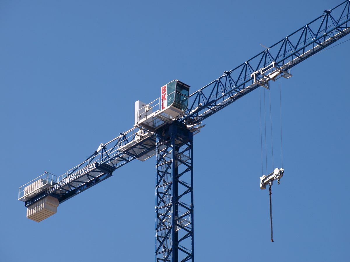 Linden Comansa al Bauma 2016 - bauma BKL eventi gru a torre Linden Comansa -Fiere Gru a torre In quota Notizie Pillole - MC5.0-Macchine Cantieri
