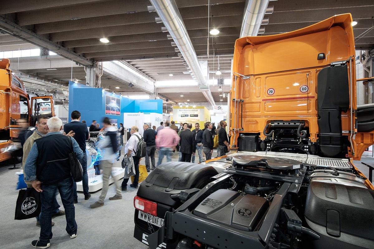 Verso il Transpotec -  -Autocarri e allestimenti Fiere Notizie - MC5.0-Macchine Cantieri
