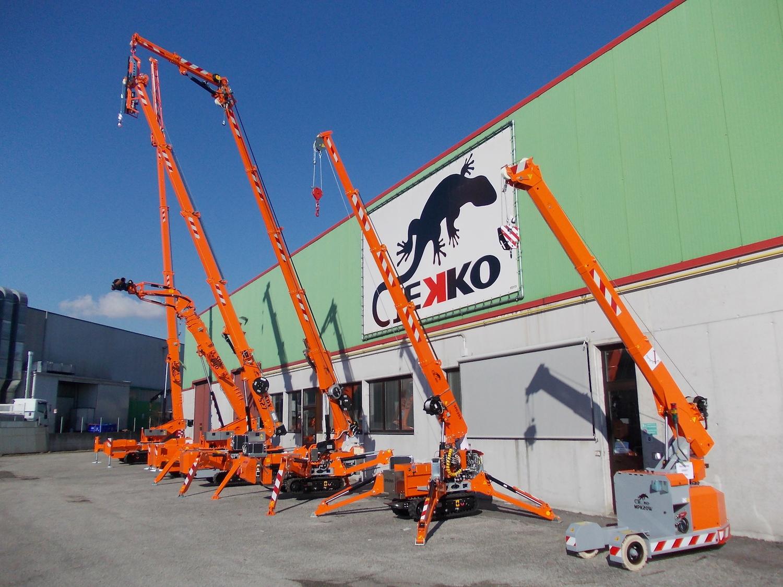 Jekko ha un nuovo socio, Fassi Gru -  -In quota Notizie - MC5.0-Macchine Cantieri