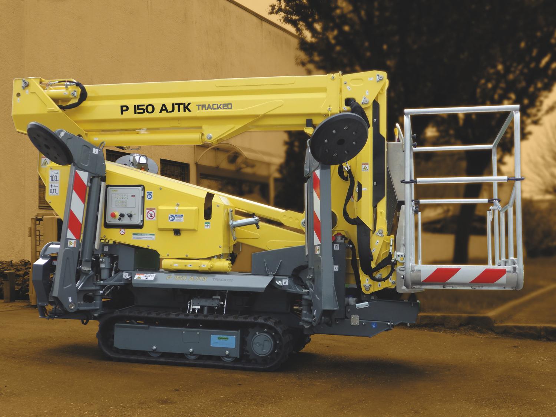 Palfinger Platforms Italy e Palazzani firmano un accordi tecnico-commerciale -  -In quota Notizie - MC5.0-Macchine Cantieri