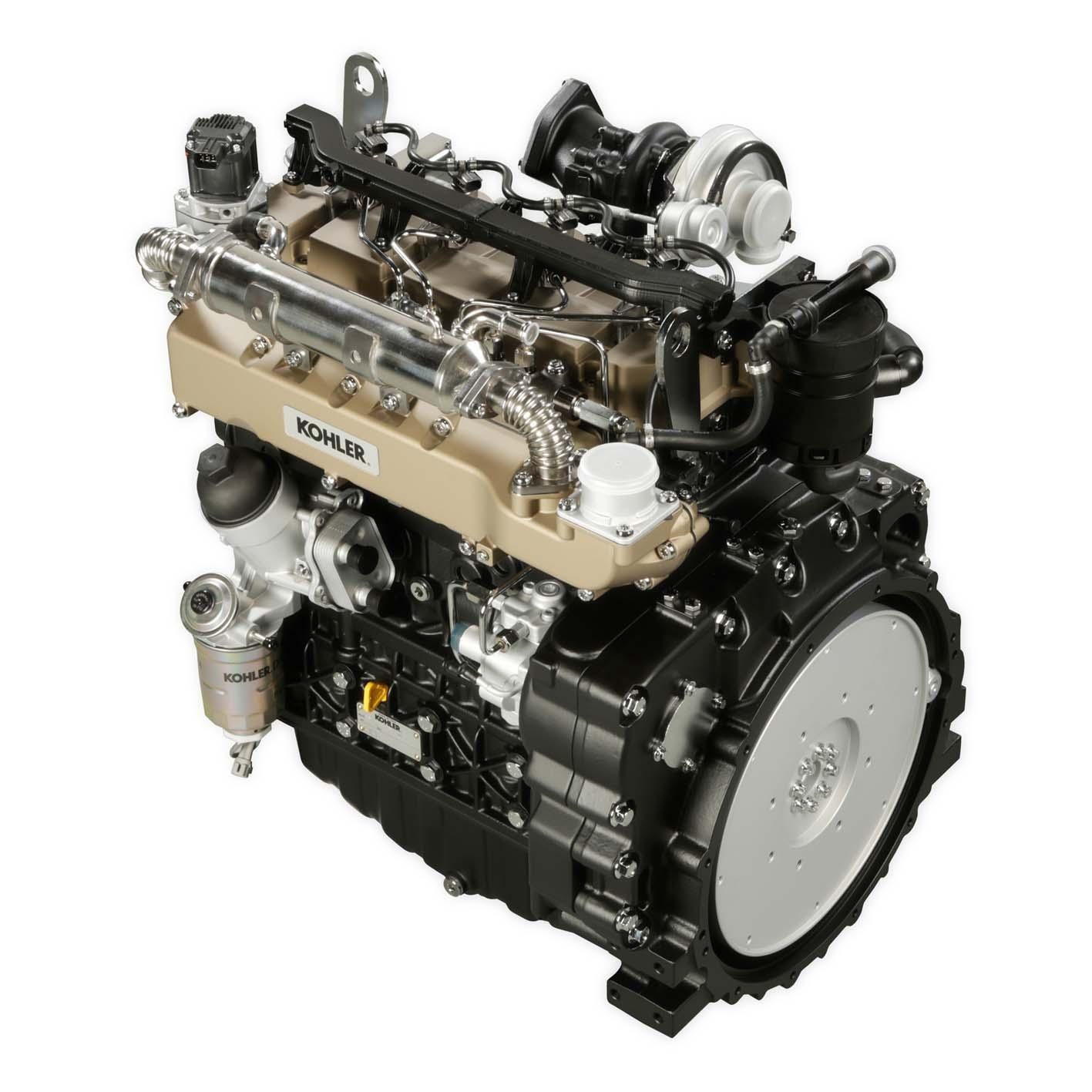 KOHLER: i motori per l'agricoltura - EIMA 2016 Kohler Engines motori KOHLER motori Lombardini -Fiere Pillole - MC5.0-Macchine Cantieri