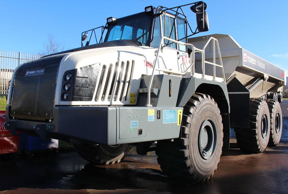 In Australia Terex Truck si dice OPS Equipment -  -Pillole - MC5.0-Macchine Cantieri
