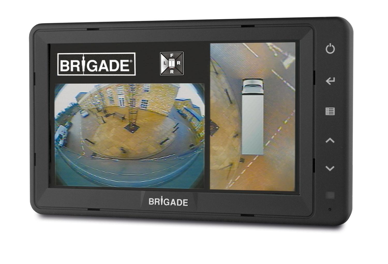JCB e la sicurezza Brigade - Backeye 360 BN360 Backsense JCB Brigade MD51 sistemi di sicurezza Brigate sollevatore telescopico JCB 509-45 -In quota Servizi Sollevatori telescopici - MC5.0-Macchine Cantieri 1