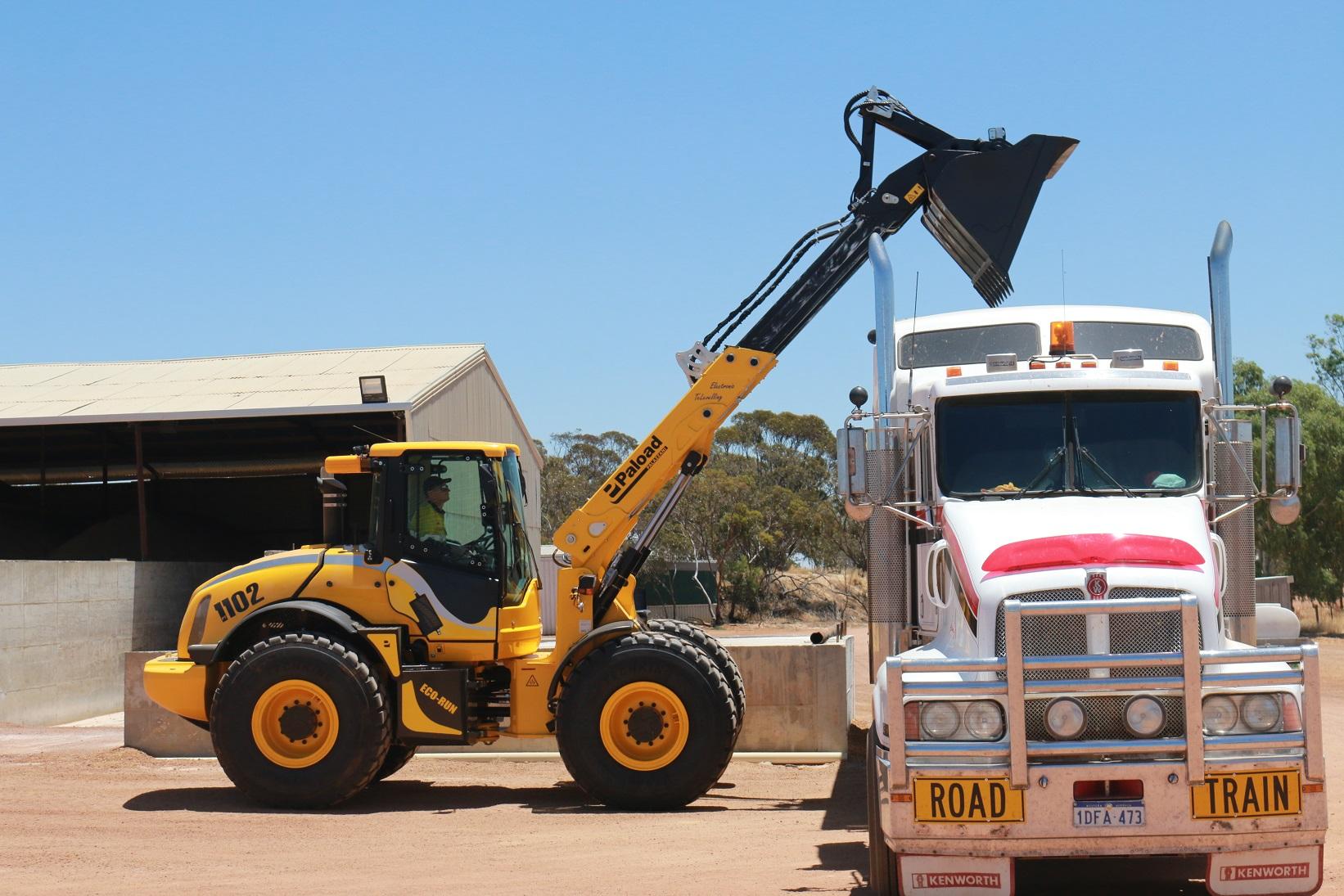 Palazzani: colpo doppio in Australia -  -Construction Pale Pillole - MC5.0-Macchine Cantieri