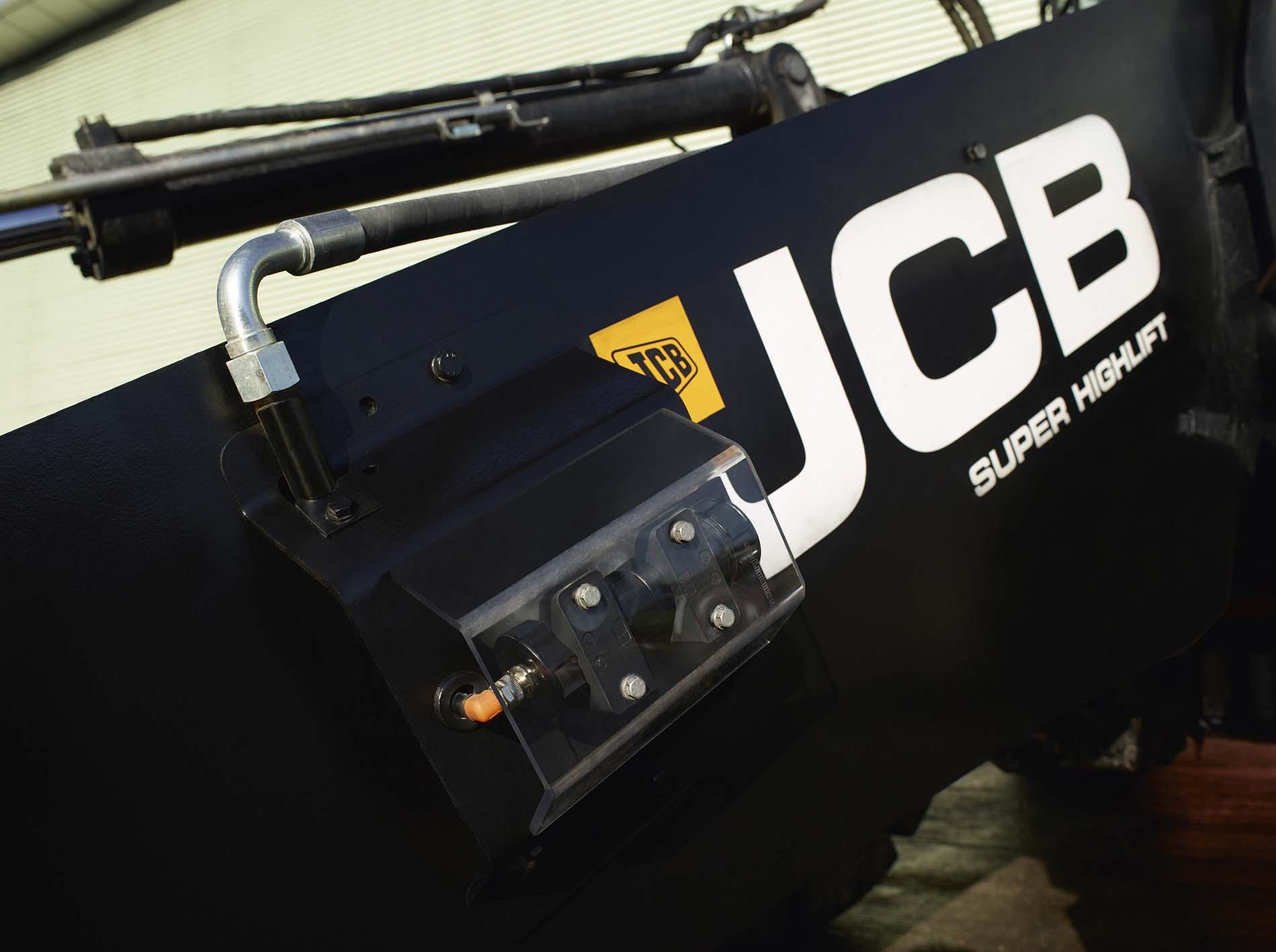 Pale gommate, il nuovo sistema PBS by JCB -  -Componenti Construction Notizie Pale - MC5.0-Macchine Cantieri 2