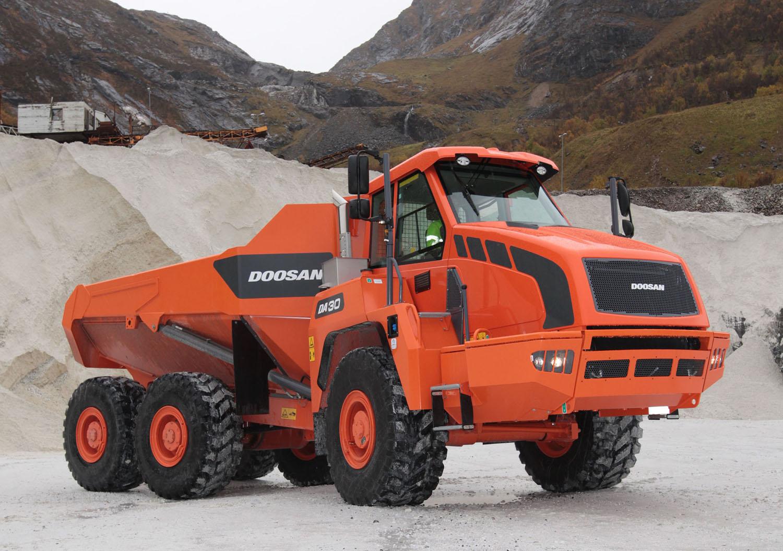 Per le flotte c'è DoosanConnect -  -Construction Escavatori Notizie Pale - MC5.0-Macchine Cantieri 1