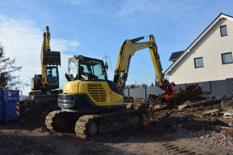 Yanmar SV100-2, che macchina! -  -Construction Escavatori Notizie - MC5.0-Macchine Cantieri