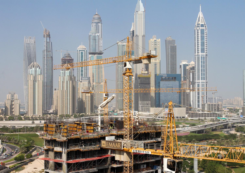 7 Liebherr 200 EC-H per Dubai -  -Gru a torre In quota Notizie - MC5.0-Macchine Cantieri