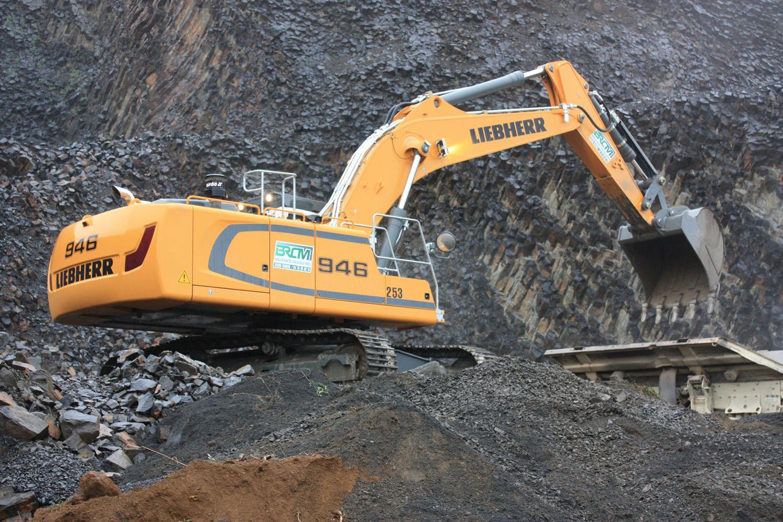 Due Liebherr R 946 per BRCM -  -Construction Escavatori Notizie - MC5.0-Macchine Cantieri 1