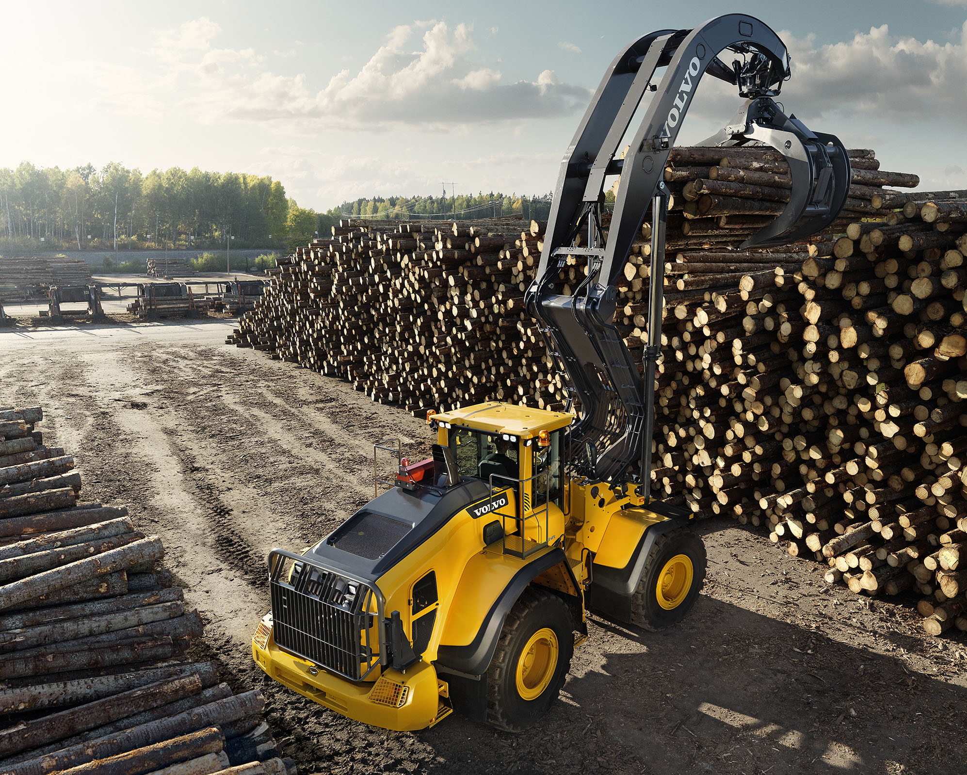 Il mondo Volvo a Elmia Wood -  -Notizie Trasporto - MC5.0-Macchine Cantieri