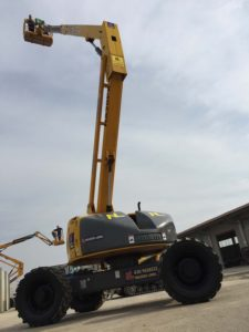 Noleggiare con Haulotte e il Gruppo Lorini trasporto sollevamento noleggio movimento terra Haulotte edilizia