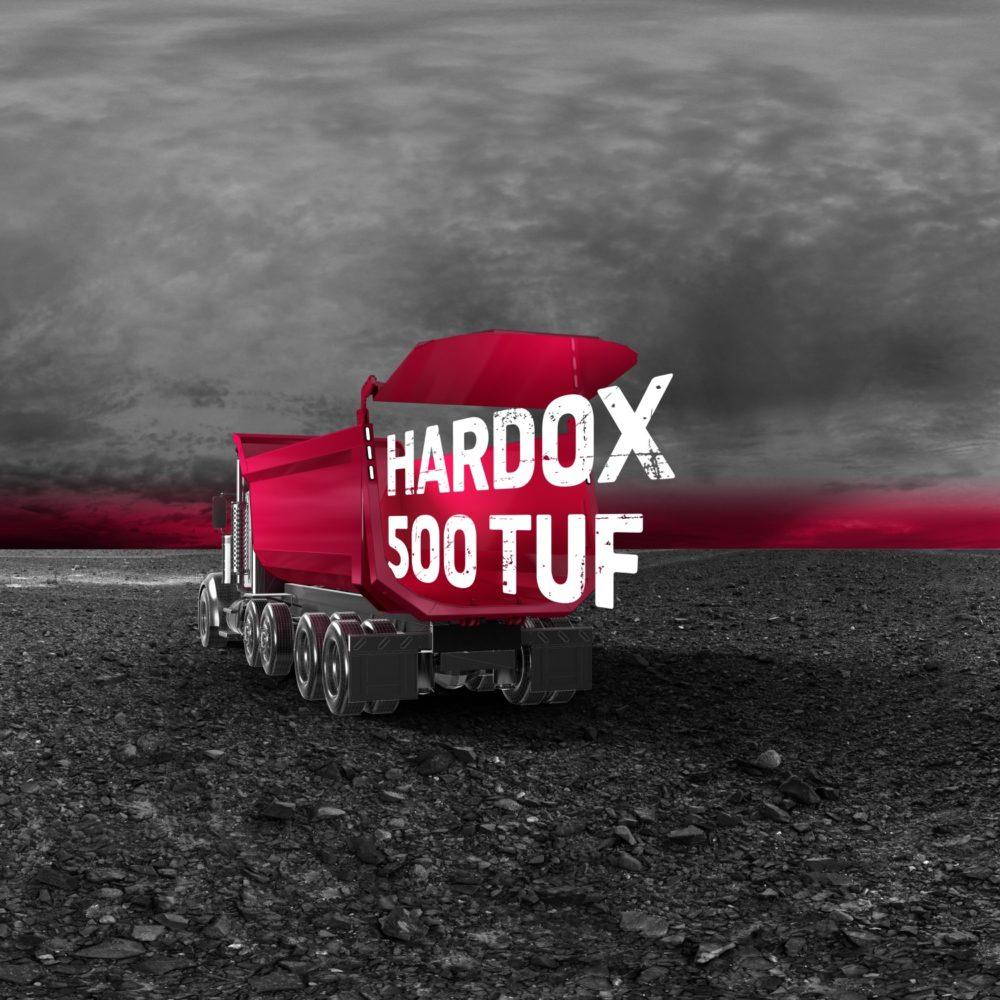 Hardox 500 Tuf, la nuova generazione di acciai antiusura di SSAB SSAB Hardox acciaio antiusura acciaio altoresistenziale