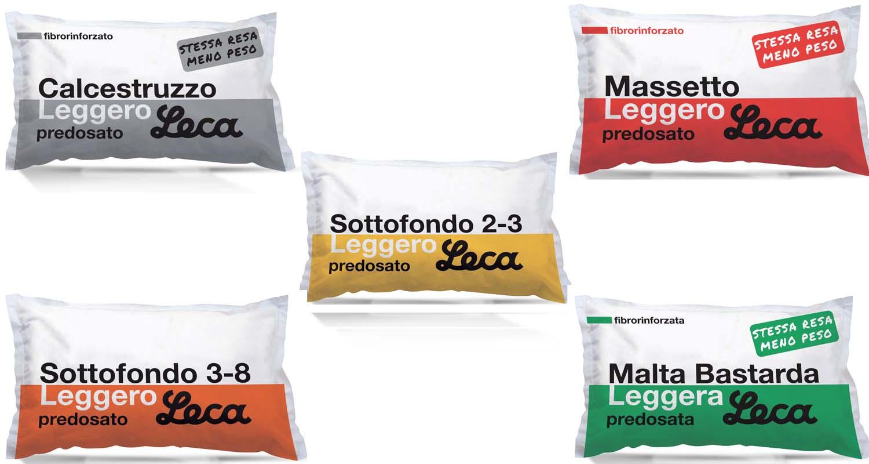 I nuovi predosati leggeri Leca -  -Materiali edili Notizie - MC5.0-Macchine Cantieri 5