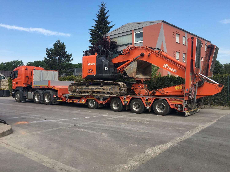 I semirimorchi Goldhofer per i trasporti eccezionali in ambito construction ed edile -  -Notizie - MC5.0-Macchine Cantieri 2