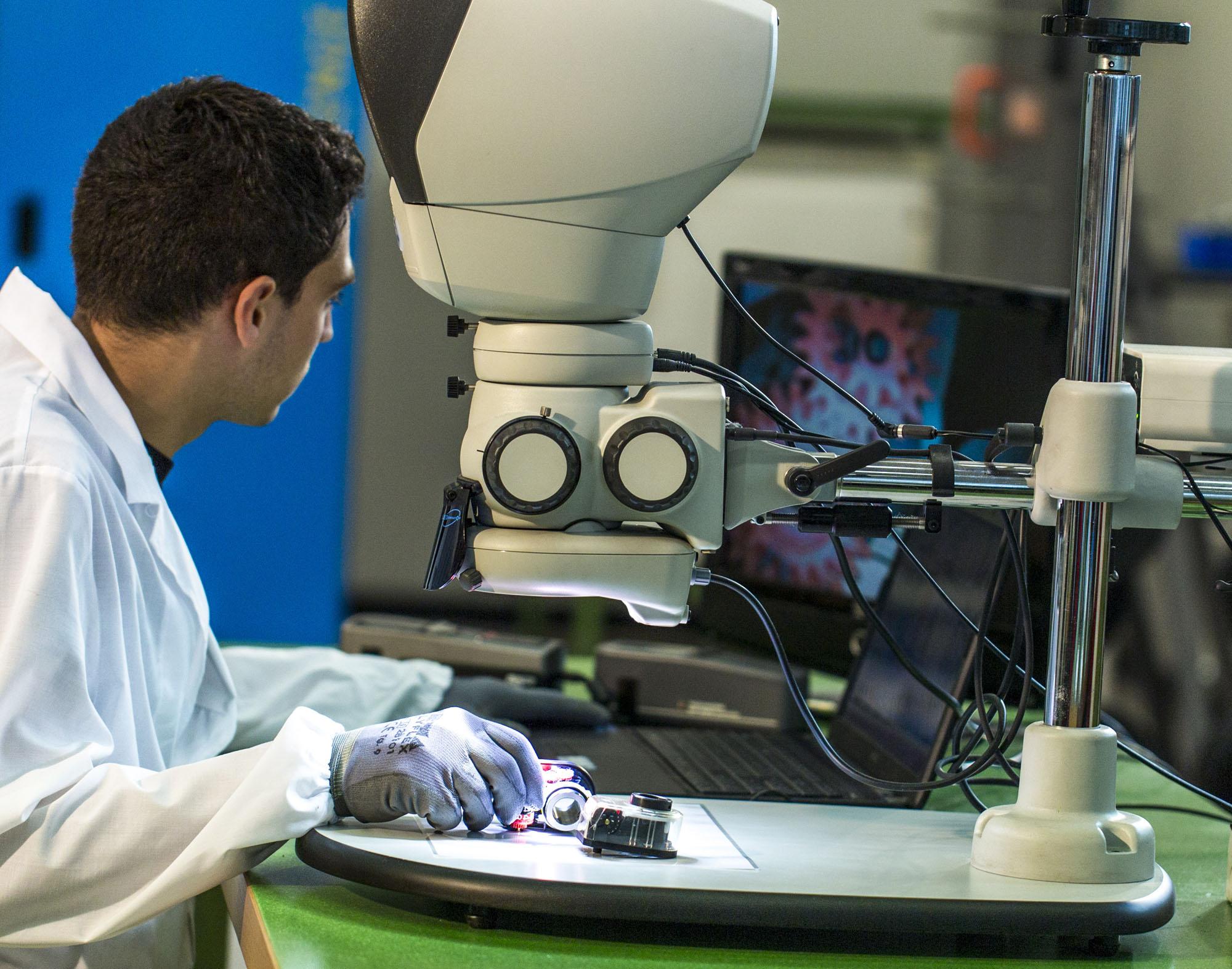 Il laboratorio Elesa -  -Attualità Notizie - MC5.0-Macchine Cantieri 2