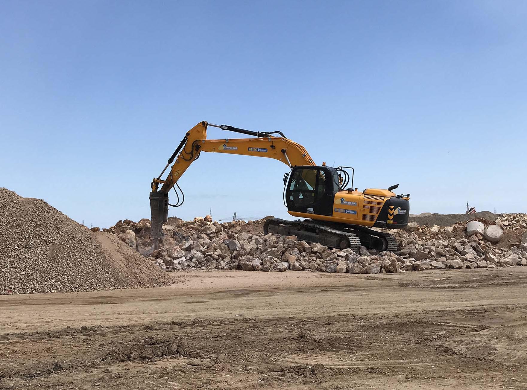 JCB è la scelta di Venpa Sud -  -Attualità Construction Notizie - MC5.0-Macchine Cantieri