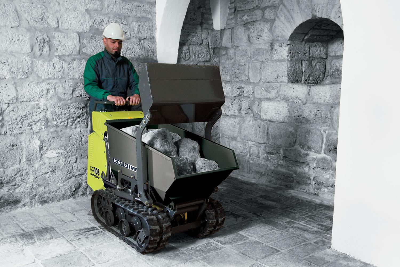 Kato Imer protagonista a Firenze -  -Construction Notizie - MC5.0-Macchine Cantieri 1
