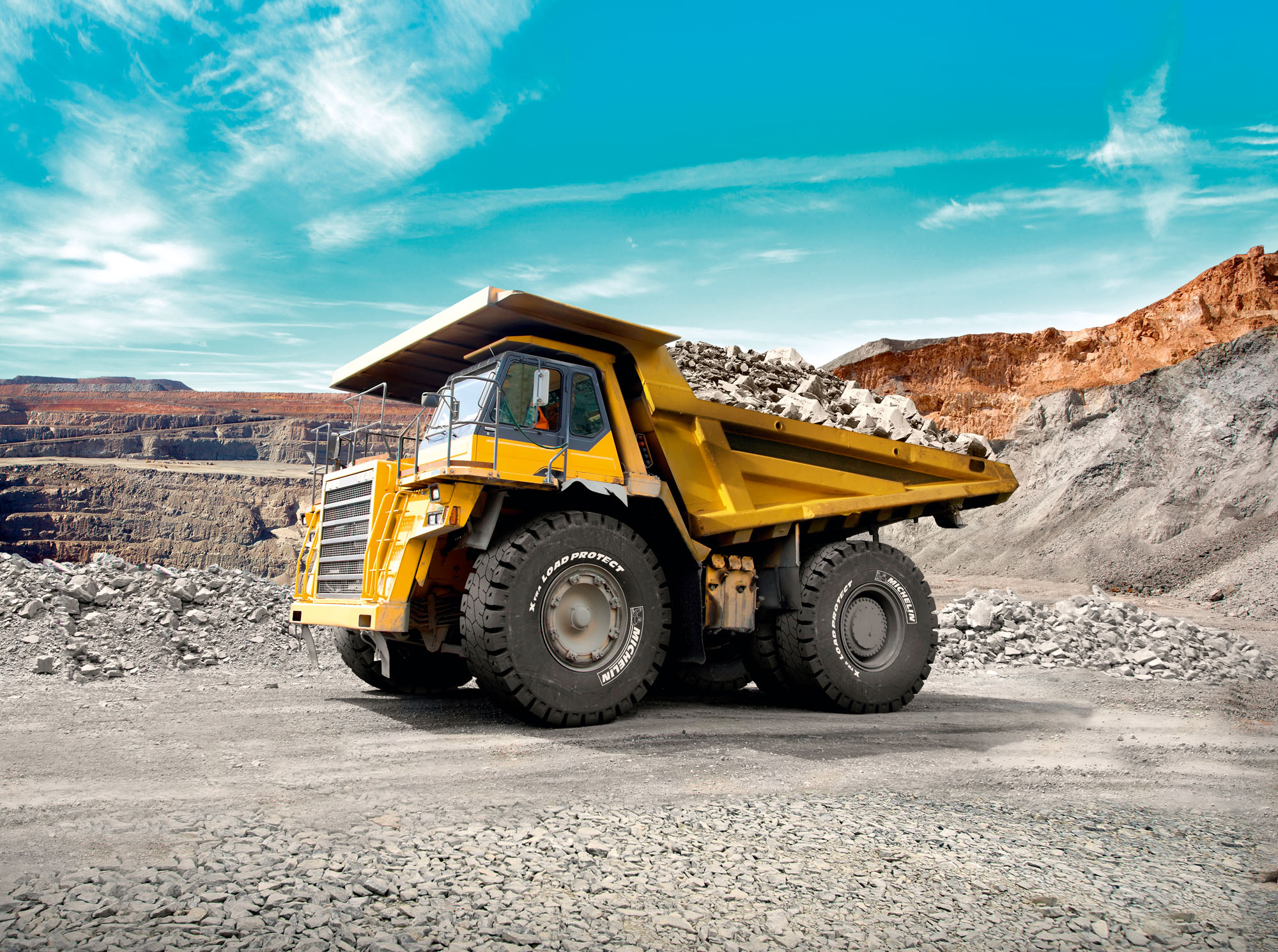 Michelin, gli pneumatici sono Xtra! -  -Notizie - MC5.0-Macchine Cantieri