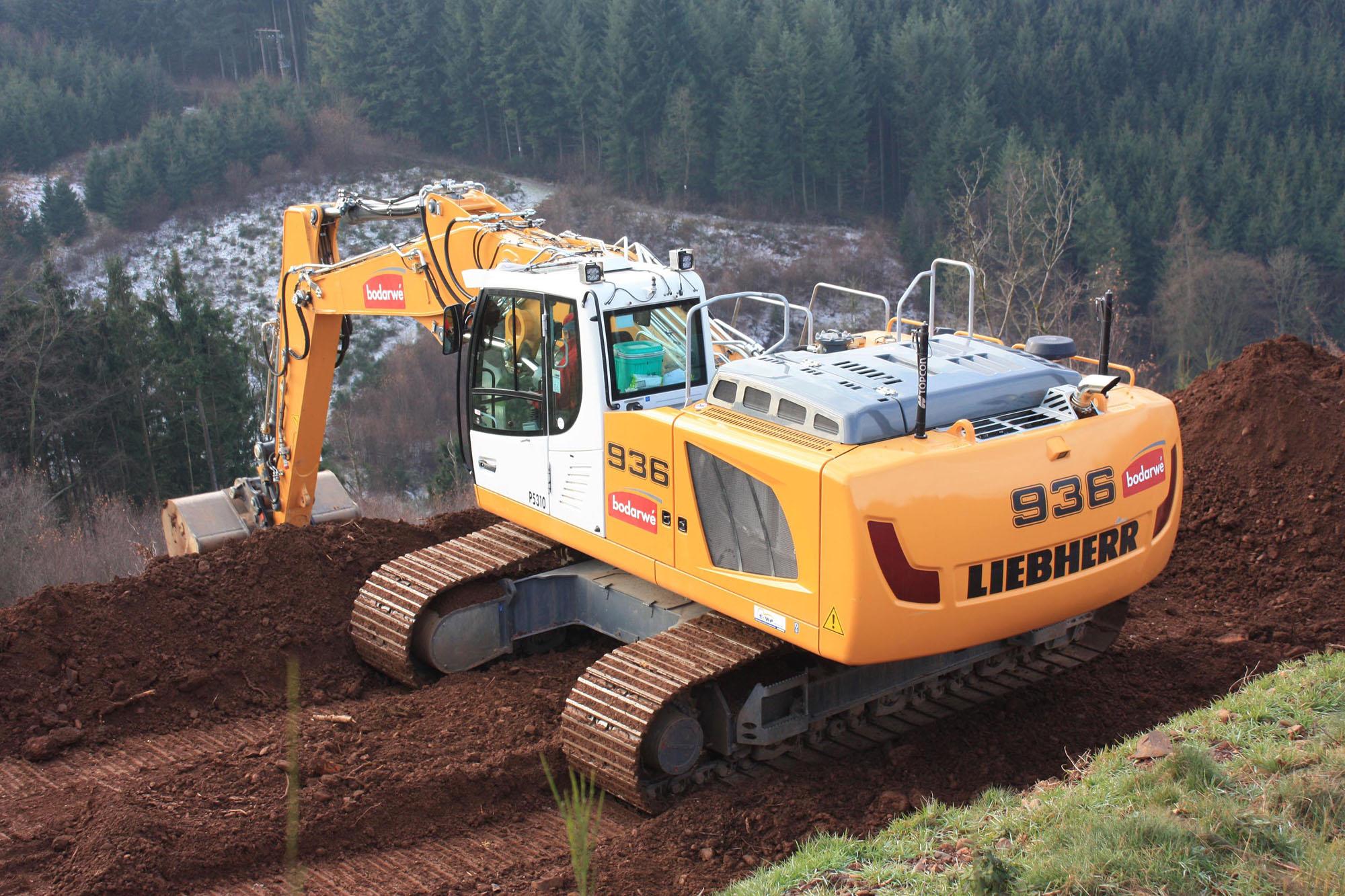 Sempre un Liebherr -  -Construction Notizie - MC5.0-Macchine Cantieri 2