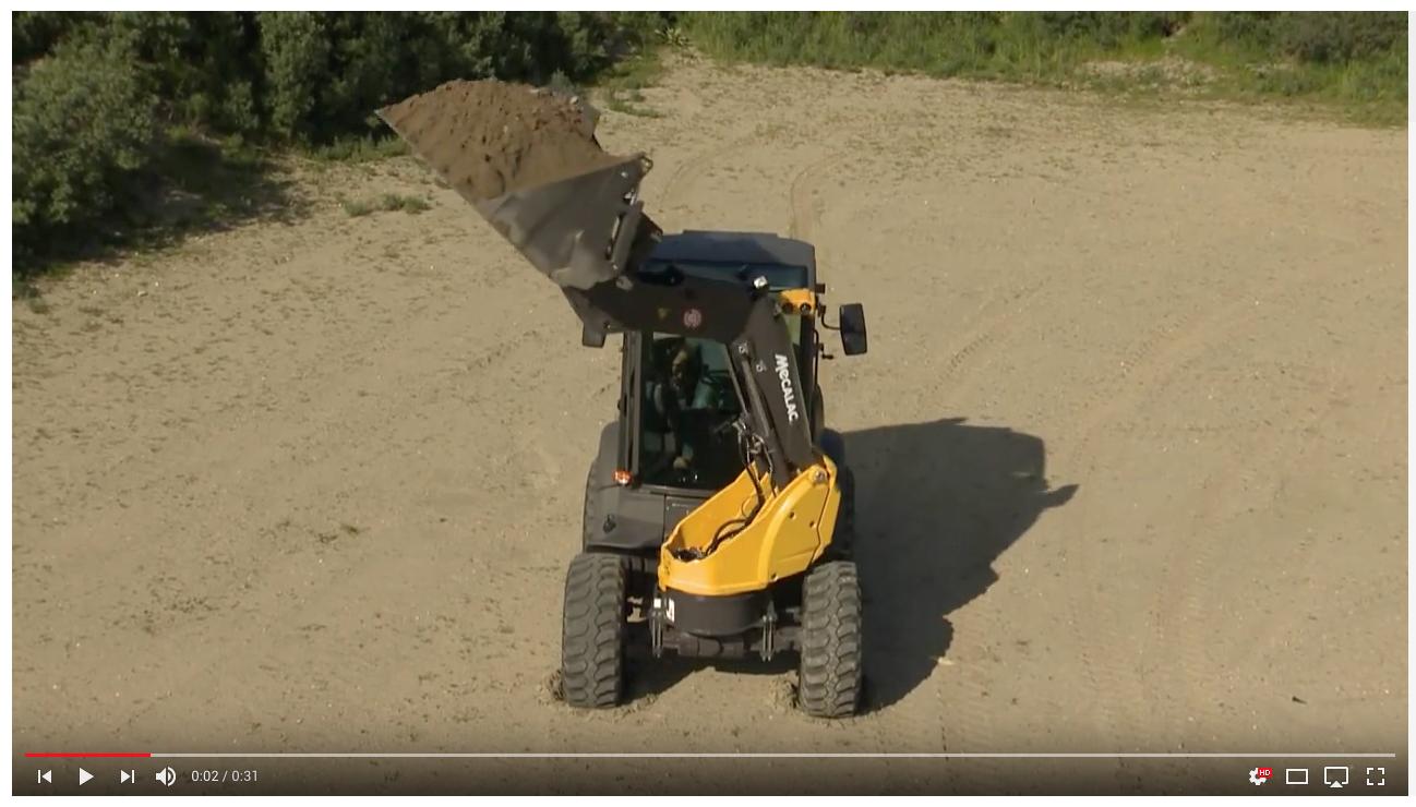 Compatti e versatili, i nuovi AS di Mecalac sono protagonisti di un nuovo video - AS MCR Mecalac pale compatte -Construction Notizie Pale - MC5.0-Macchine Cantieri