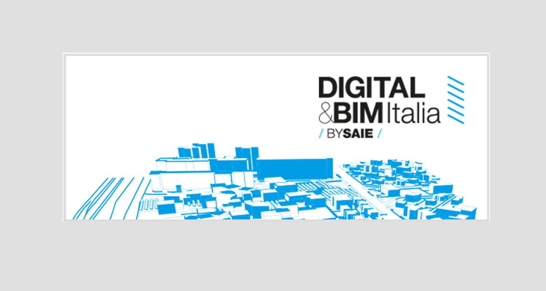 Apre DIGITAL&BIM ITALIA -  -Attualità Notizie Servizi - MC5.0-Macchine Cantieri 1