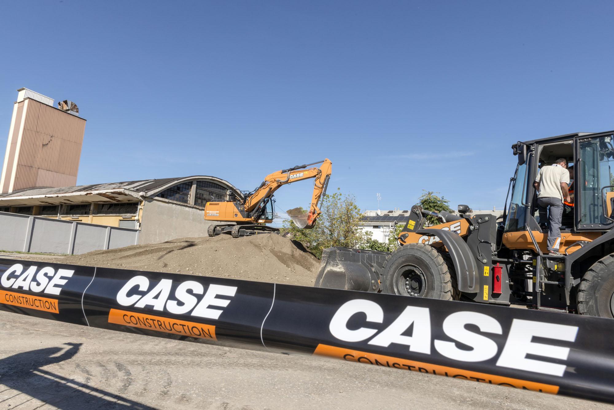 Dealer Case: Orecchia un nuovo punto di riferimento -  -Construction Notizie Servizi - MC5.0-Macchine Cantieri 2