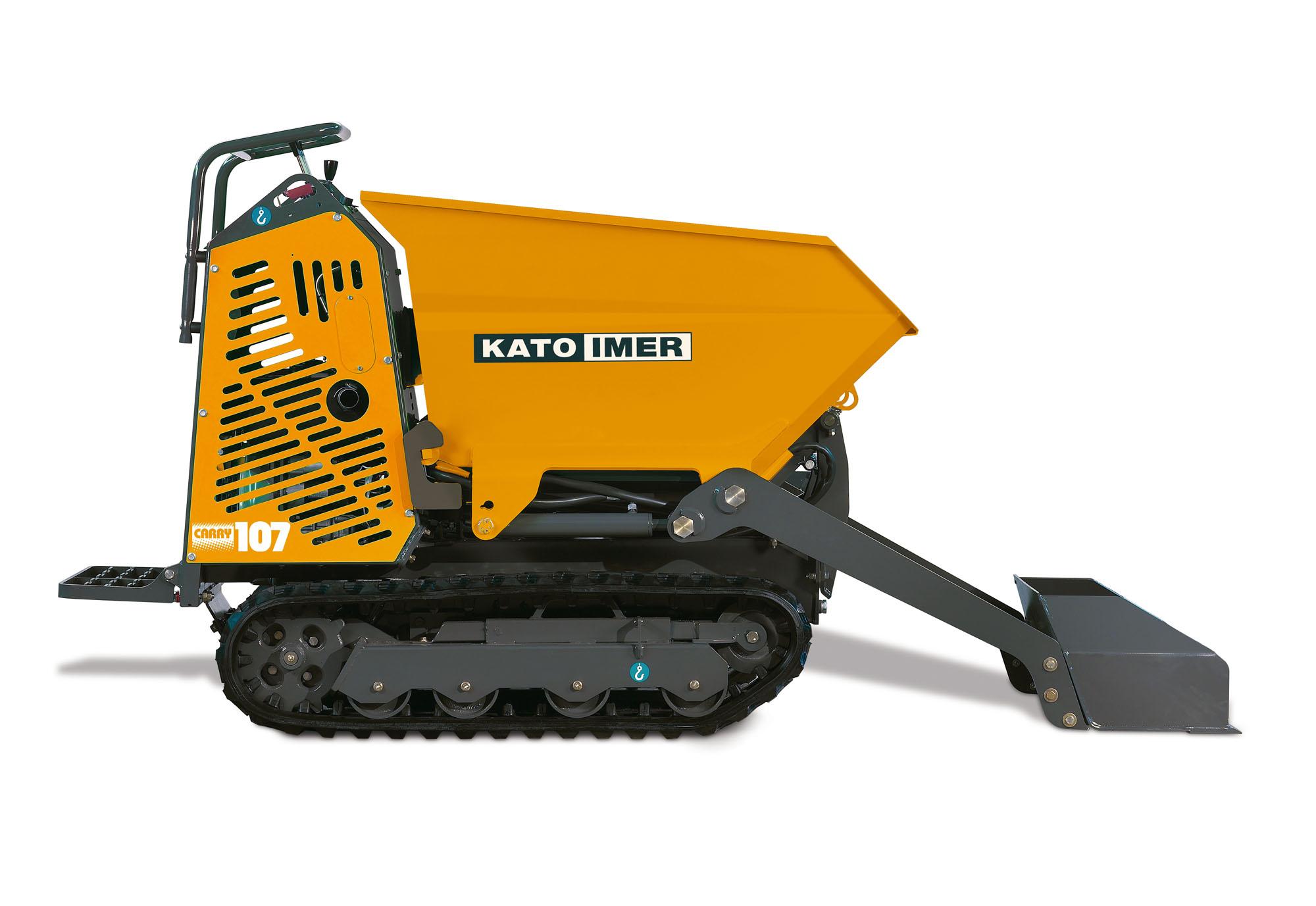 Kato Imer cambia look -  -Construction Notizie - MC5.0-Macchine Cantieri 1
