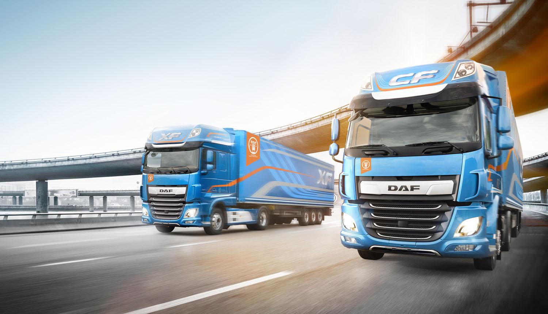 I DAF CF e XF sono International Truck of the Year 2018 -  -Notizie - MC5.0-Macchine Cantieri