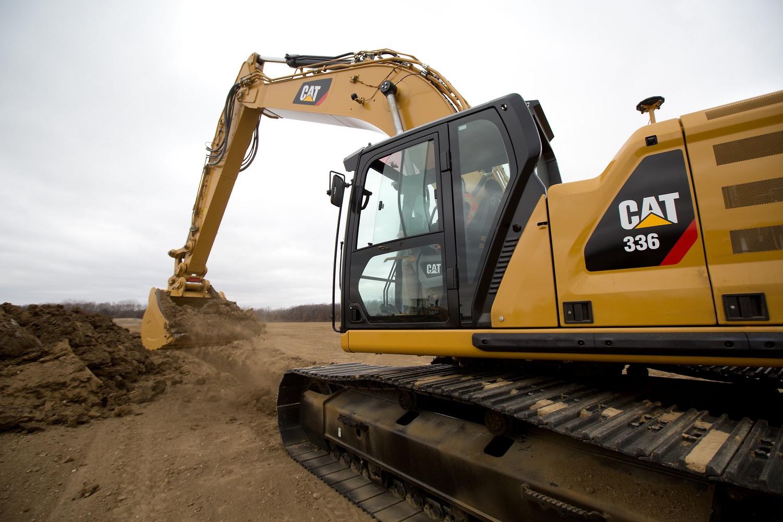Presentati gli escavatori Caterpillar di nuova generazione -  -Construction Escavatori Notizie - MC5.0-Macchine Cantieri