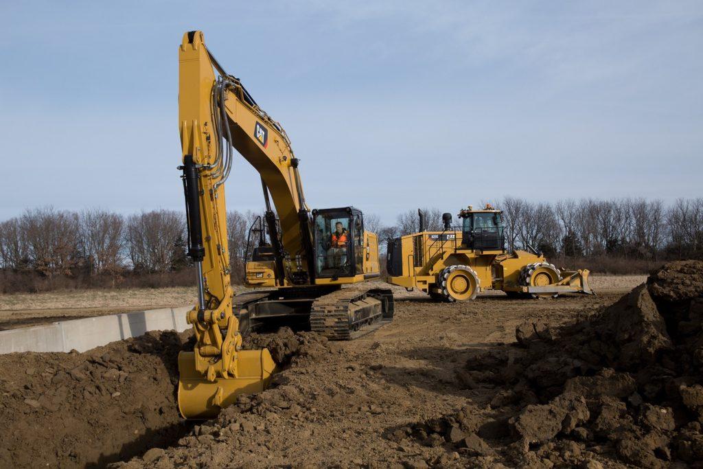 Presentati gli escavatori Caterpillar 36 t di nuova generazione escavatori gommati escavatori cingolati escavatori escavatore gommato escavatore cingolato escavatore Caterpillar Cat