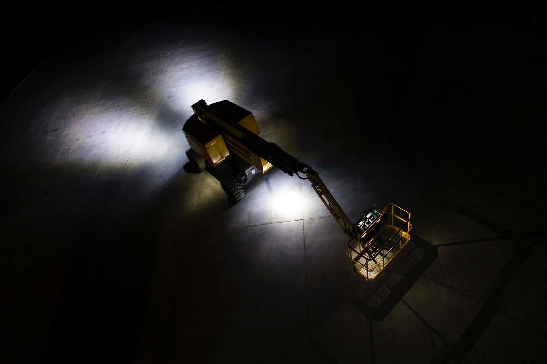 Haulotte lancia la piattaforma fuoristrada completamente elettrica -  -In quota Piattaforme aeree - MC5.0-Macchine Cantieri