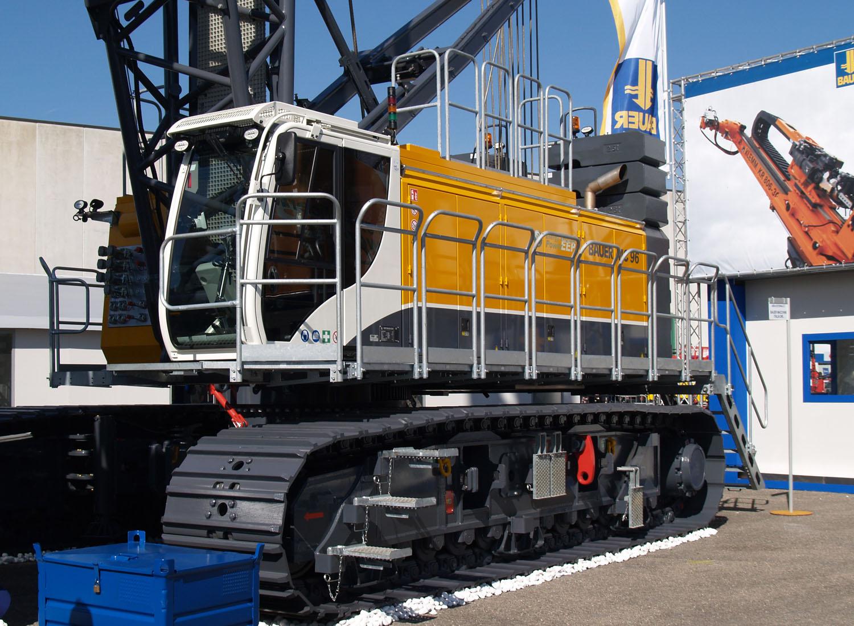 Flessibilità allo stato puro: il nuovo Bauer MC96 -  -Notizie - MC5.0-Macchine Cantieri 1