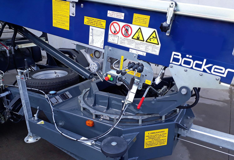 Per i ponteggi ci vuole il Böcker Arriva HD37G -  -In quota Notizie - MC5.0-Macchine Cantieri