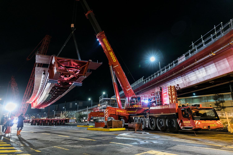 Autovictor per la viabilità di Genova -  -Notizie - MC5.0-Macchine Cantieri 3