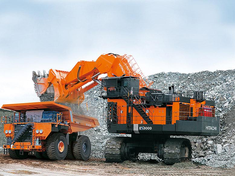 La vision di Hitachi sull'automazione mineraria - Hitachi settore minerario ed estrattivo -Construction&Movimento Terra Notizie - MC5.0-Macchine Cantieri