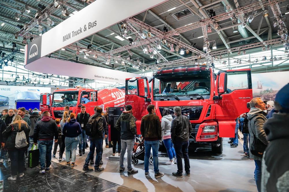 Il Bauma di MAN - bauma 2019 camion MAN truck veicoli industriali veicolo industriale -Notizie Veicoli industriali e leggeri - MC5.0-Macchine Cantieri 4