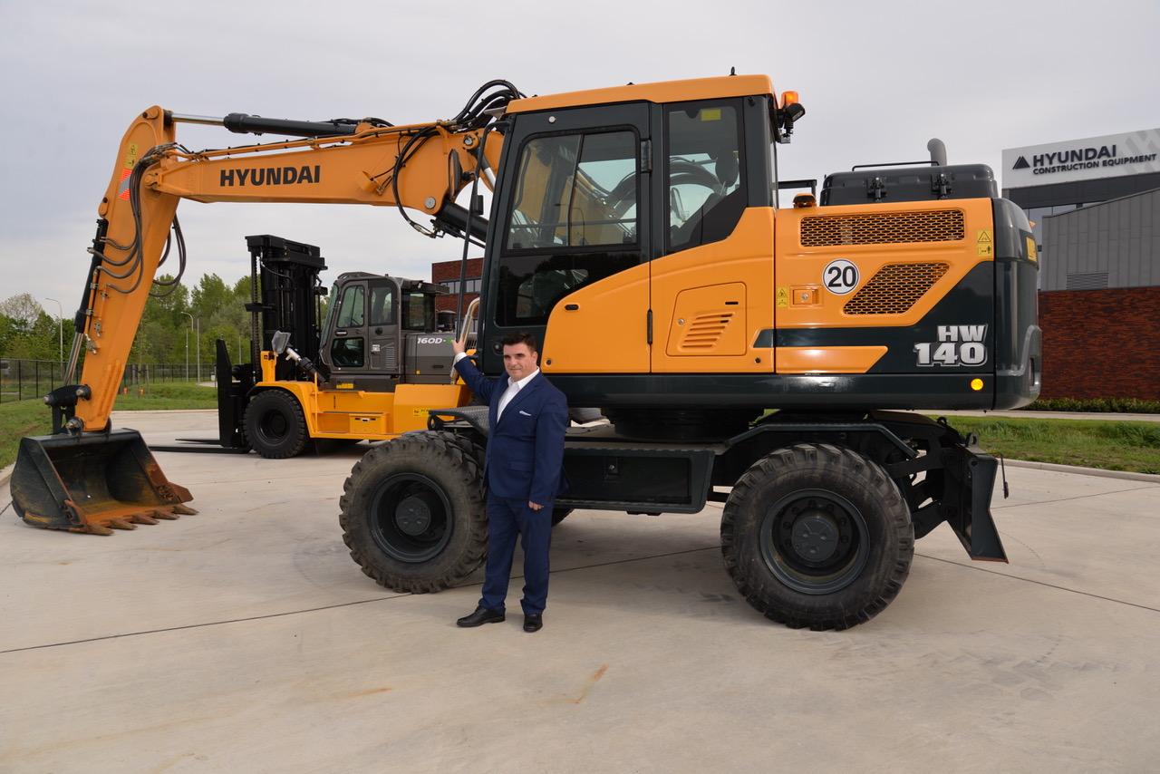 Nuova nomina in Hyundai - aziende Hyundai nomina -Construction&Movimento Terra Notizie - MC5.0-Macchine Cantieri 1