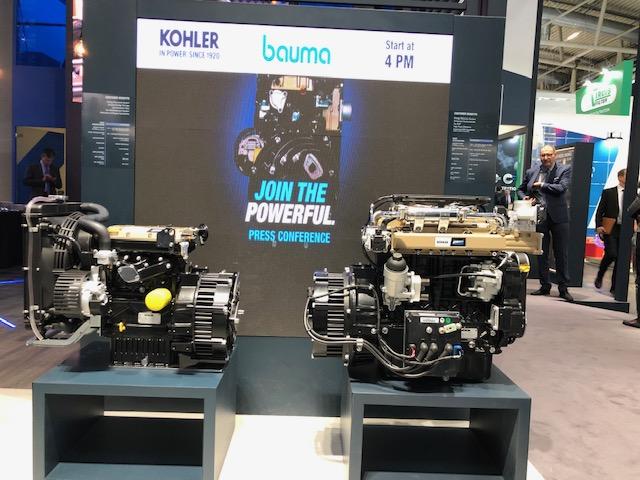 Il bauma di Kohler - bauma Kohler motore motori -Attrezzature&Componenti Notizie - MC5.0-Macchine Cantieri 4