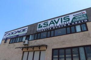 Savis a Milano con Haulotte Savis piattaforme aeree piattaforma aerea Haulotte aziende