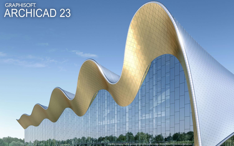 Archicad 23 - BIM Graphisoft software -Attrezzature&Componenti Notizie - MC5.0-Macchine Cantieri 3