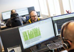 Volvo CE apre lUptime Center Volvo CE uptime servizi