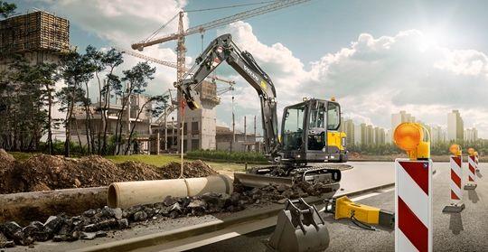 - bauma 2019 Volvo CE -Construction&Movimento Terra - MC5.0-Macchine Cantieri