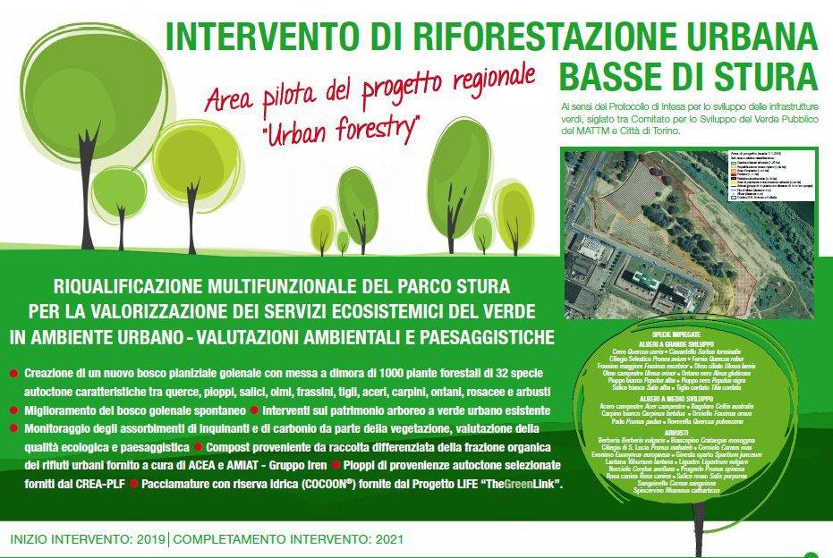 Più alberi per Urban Forestry a Basse di Stura grazie a FPT - FPT motore motori -Attrezzature&Componenti Notizie - MC5.0-Macchine Cantieri