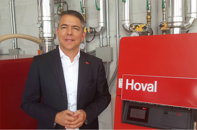 Il cambiamento è l'obiettivo. Parola di Hoval - eventi Hoval pompe di calore ventilazione meccanica controllata -Materiali edili&Impiantistica Notizie - MC5.0-Macchine Cantieri