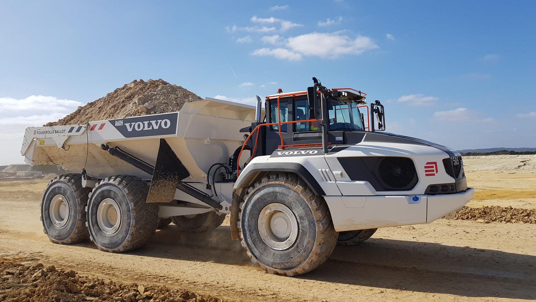 Meglio se con Allison - Allison dumper Eiffage trasmissione trasmissioni Volvo -Attrezzature&Componenti Construction&Movimento Terra Notizie - MC5.0-Macchine Cantieri 1