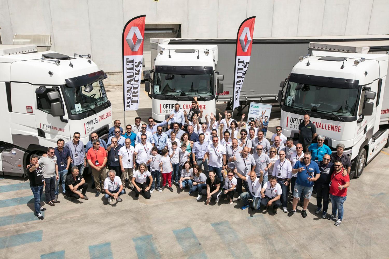 La sfida degli eco-driver di Renault Trucks - Renault Trucks veicoli commerciali veicolo veicolo commerciale -Notizie Veicoli industriali e leggeri - MC5.0-Macchine Cantieri 4