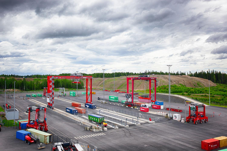 Il porto si digitalizza grazie a Kalmar - aziende Cargotec Kalmar Nokia soluzioni digitali Ukkoverkot -In quota Notizie - MC5.0-Macchine Cantieri