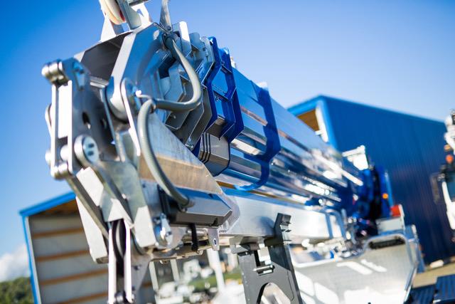 Al GIS Böcker punterà sulle macchine trainate - Böcker elevatore elevatori GIS 2019 gru trainata gru trainate -In quota Notizie - MC5.0-Macchine Cantieri 4